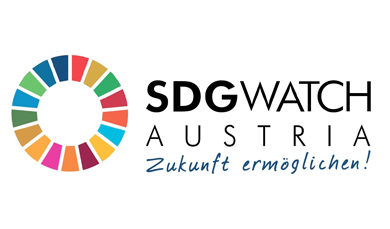Logo SDG Watch Austria